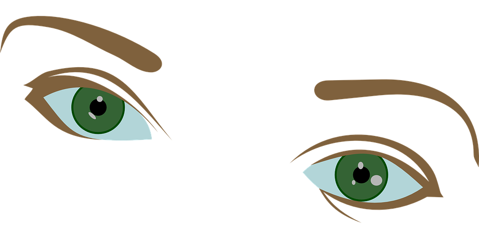 Eyes Green Woman · Free Vector Graphic On Pixabay