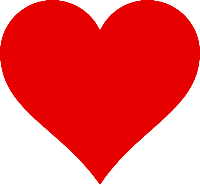 Red Heart Health · Free vector graphic on Pixabay