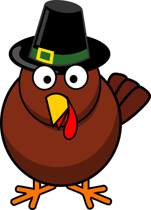 cartoon fall thanksgiving free vector graphic on pixabay rh pixabay com thanksgiving turkey cartoon clip art cartoon turkey head clip art