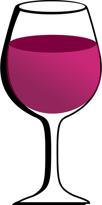 glass red wine free vector graphic on pixabay rh pixabay com free vector wine glass clip art