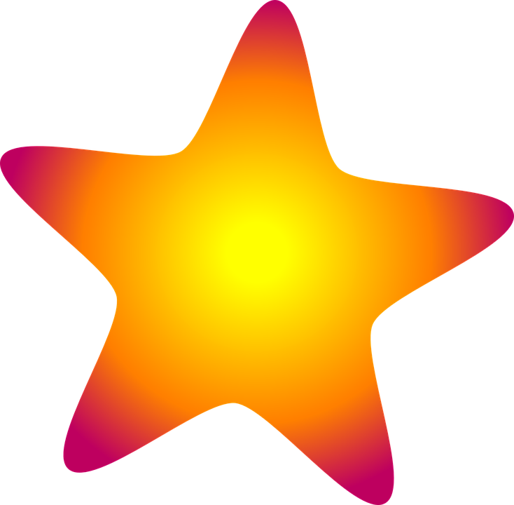 estrellas cielo forma  u00b7 gr u00e1ficos vectoriales gratis en pixabay Hexagon Shape Clip Art star shape clipart