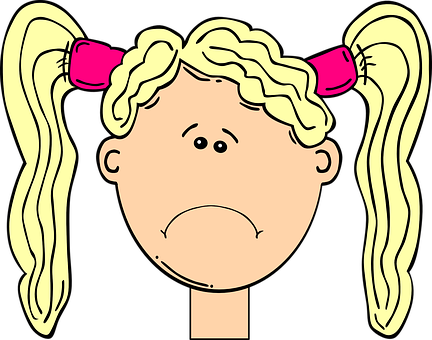 100 Free Blonde Girl Girl Vectors