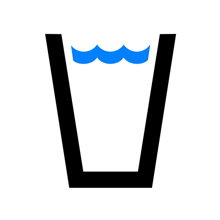 Water Glass Symbol Free Vector Graphic On Pixabay