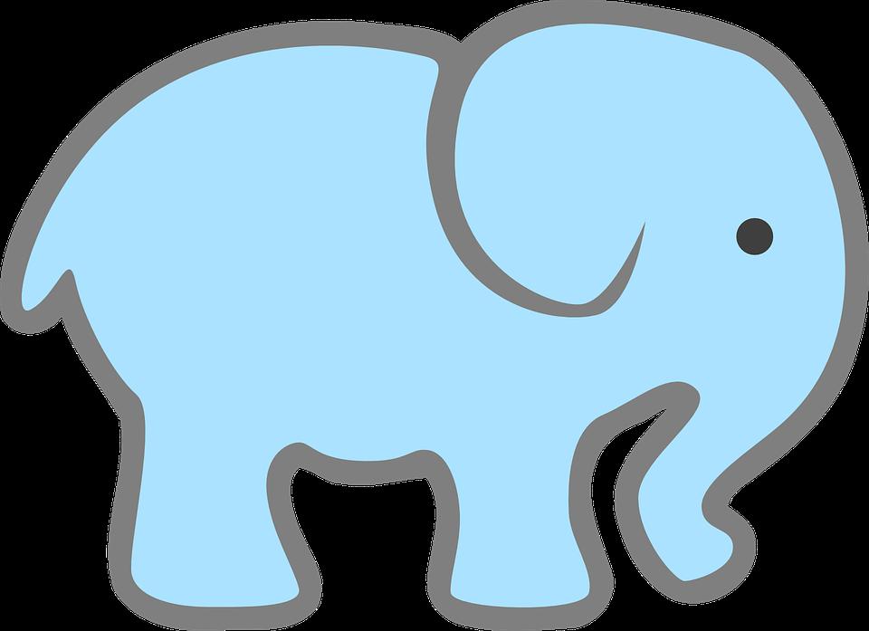 Bebé Elefante Imágenes Pixabay Descarga Imágenes Gratis