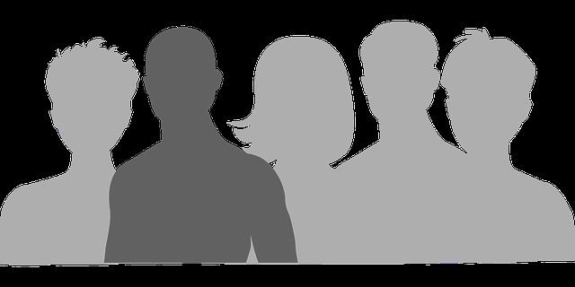Menschen Personen Webseite · Kostenlose Vektorgrafik auf ...