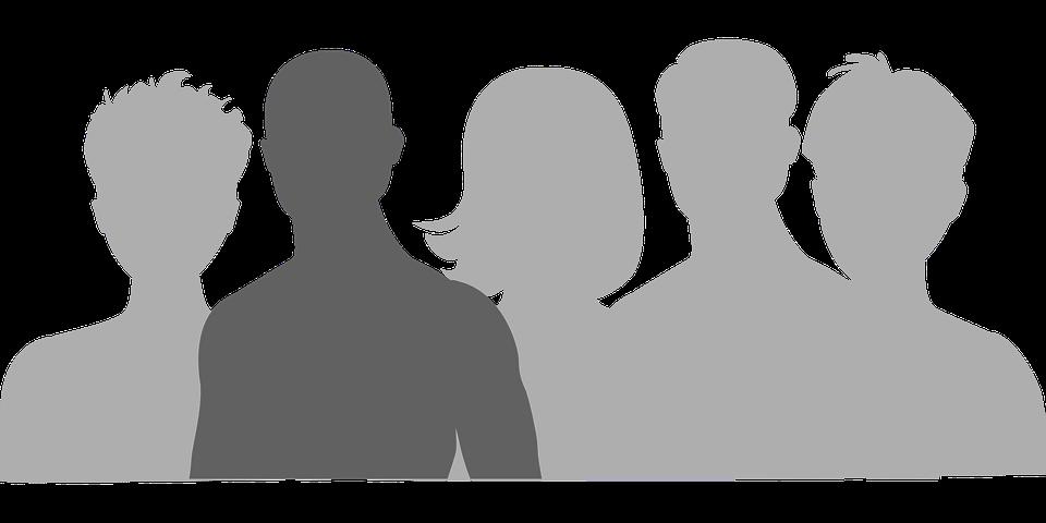 mensen personen website  u00b7 gratis vectorafbeelding op pixabay Cartoon Crowd of People Cartoon Crowd of People