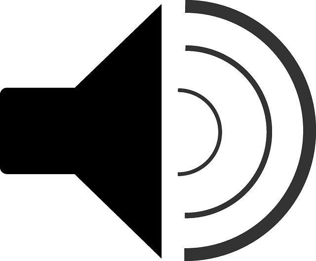 Free vector graphic: Speaker, Symbol, Black, Audio - Free ...