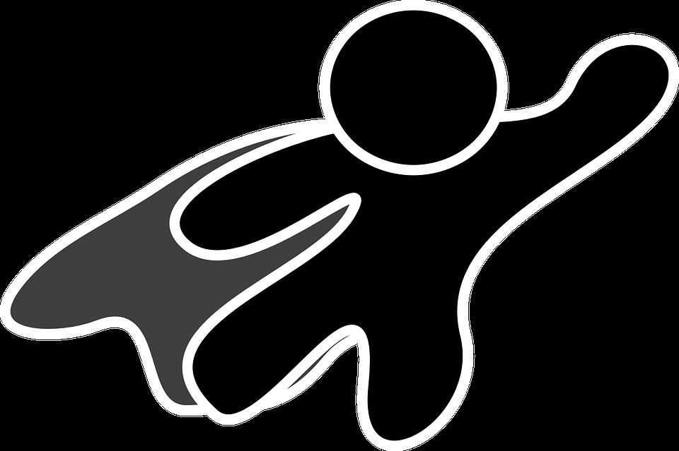 superhero super hero free vector graphic on pixabay rh pixabay com royalty free graphics of dogs cats people royalty free graphics images