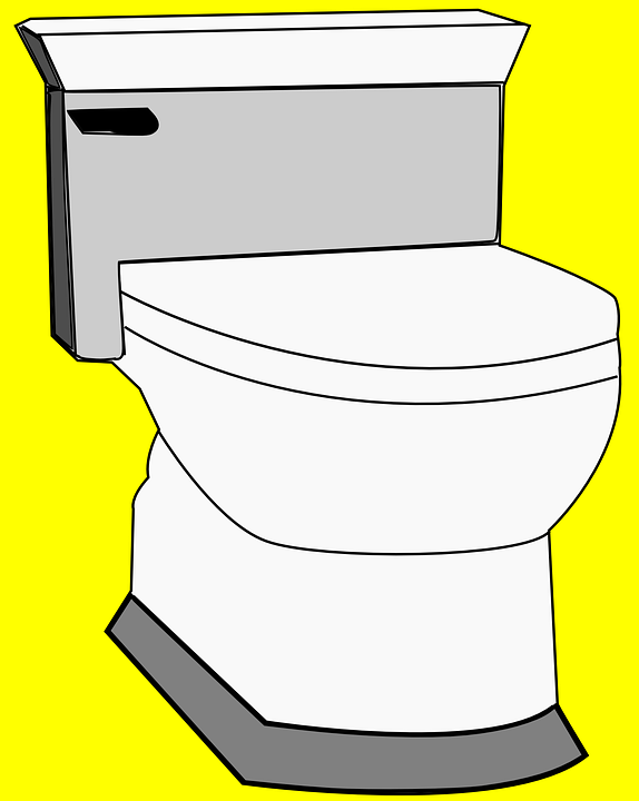 Toilet Loo Seat Free Vector Graphic On Pixabay