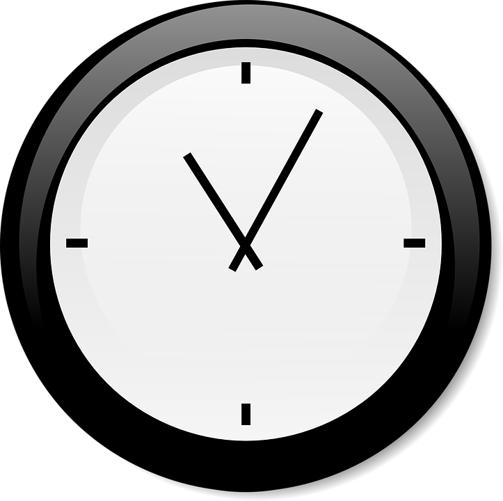 clock time hour free vector graphic on pixabay rh pixabay com free vector clock face template free vector clock face