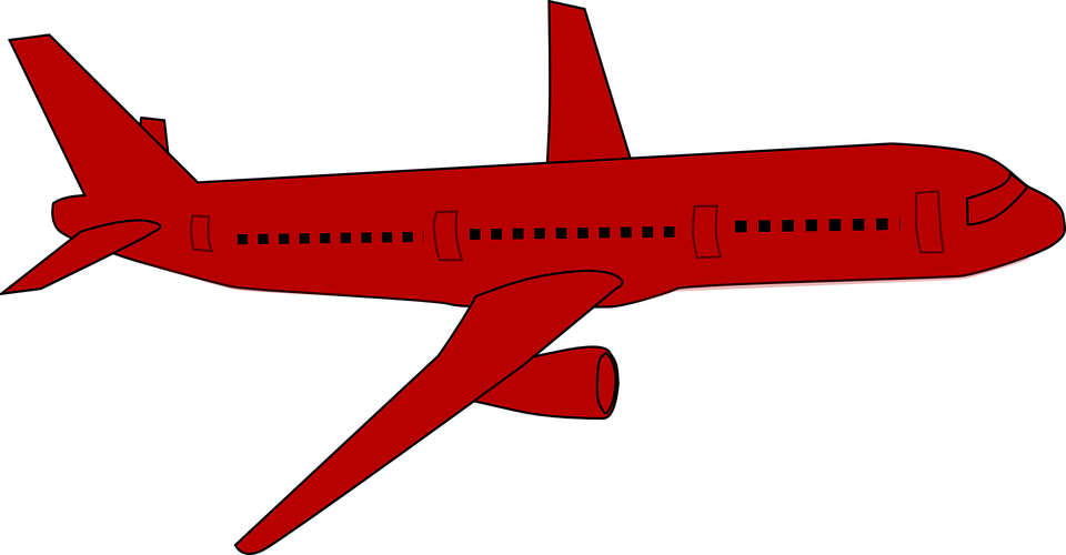 airplane jet plane free vector graphic on pixabay rh pixabay com airplane graphics clip art airplane graphic png