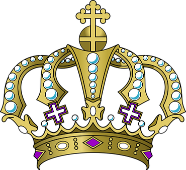 Crown King Royal Prince History Tiara
