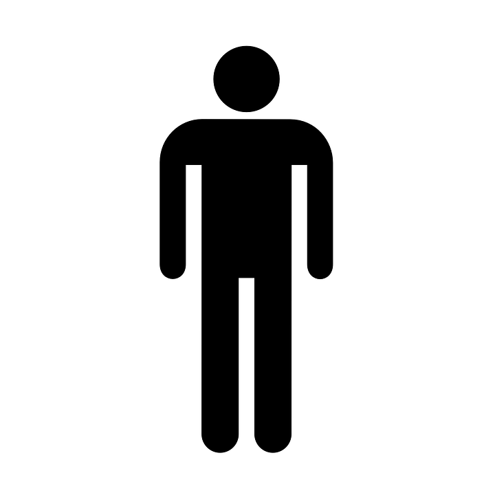 Bathroom Sign Person restroom - free pictures on pixabay