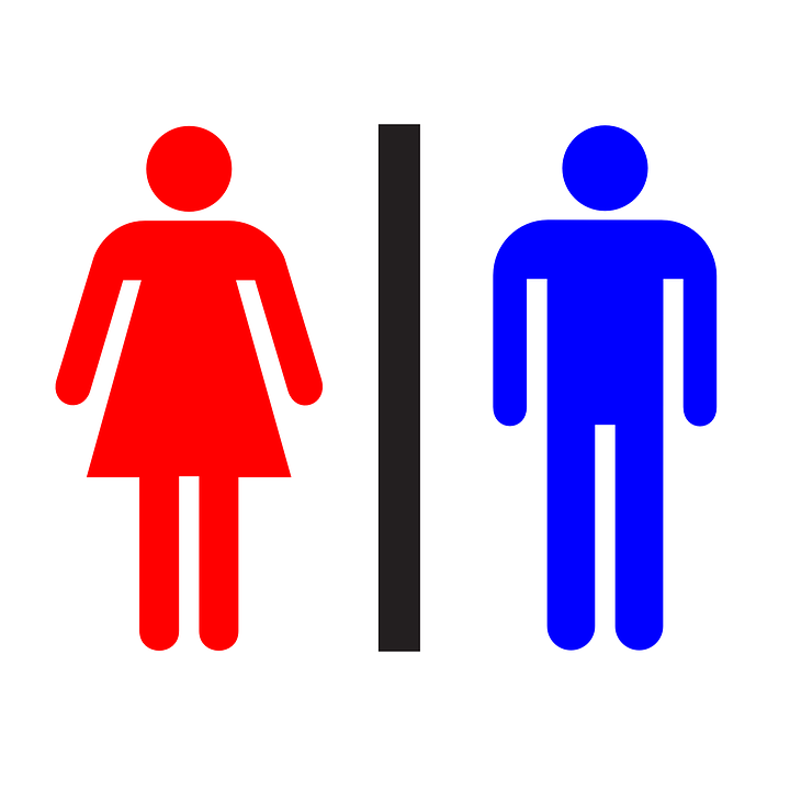 Bathroom Sign Images restroom, symbol - free pictures on pixabay