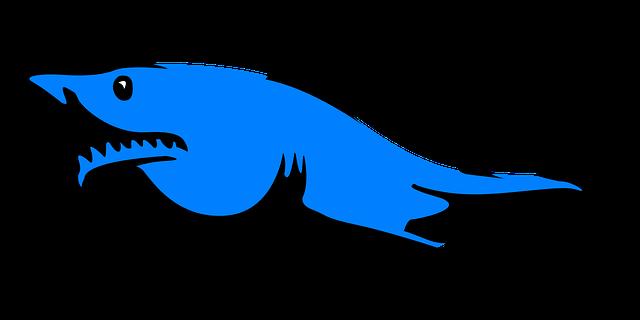 Shark Jaws Sea · Free Vector Graphic On Pixabay