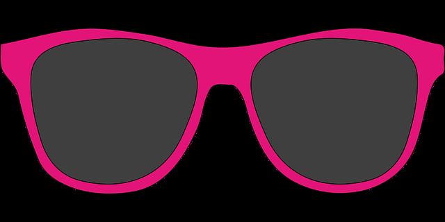Gafas De Sol Rosa · Gráficos vectoriales gratis en Pixabay