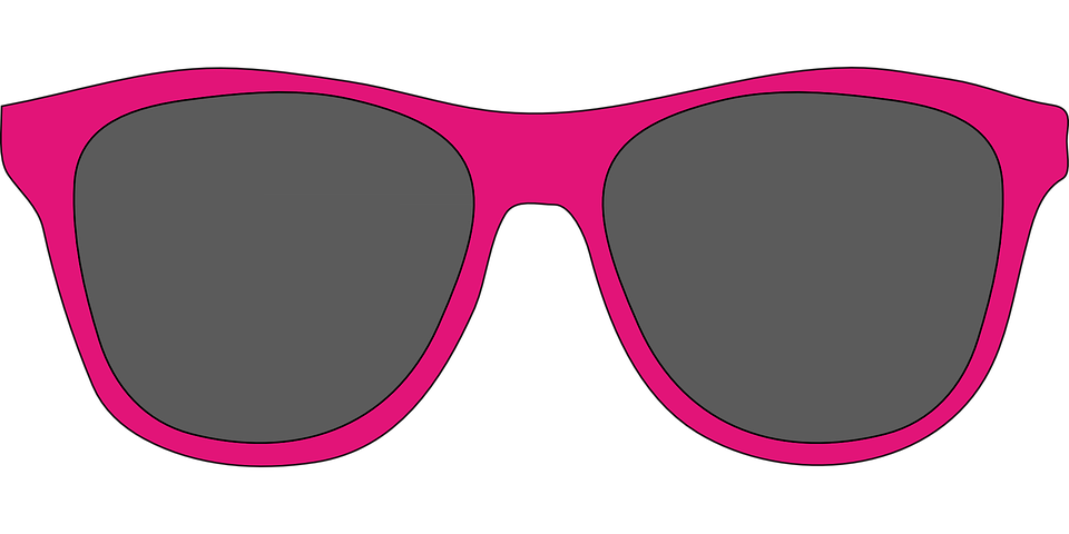 sunglasses pink  u00b7 free vector graphic on pixabay springtime clip art free images Free Clip Art April Showers