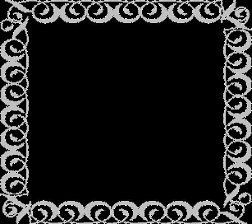 Cadre Floraux Design Images Vectorielles Gratuites Sur Pixabay