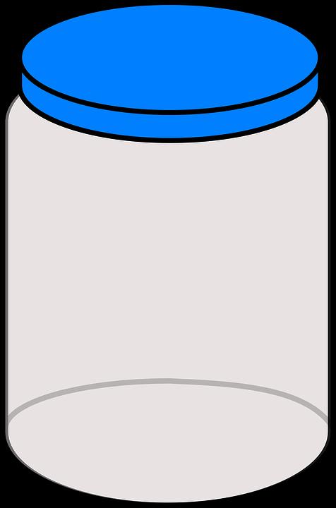free clipart glass jar - photo #22