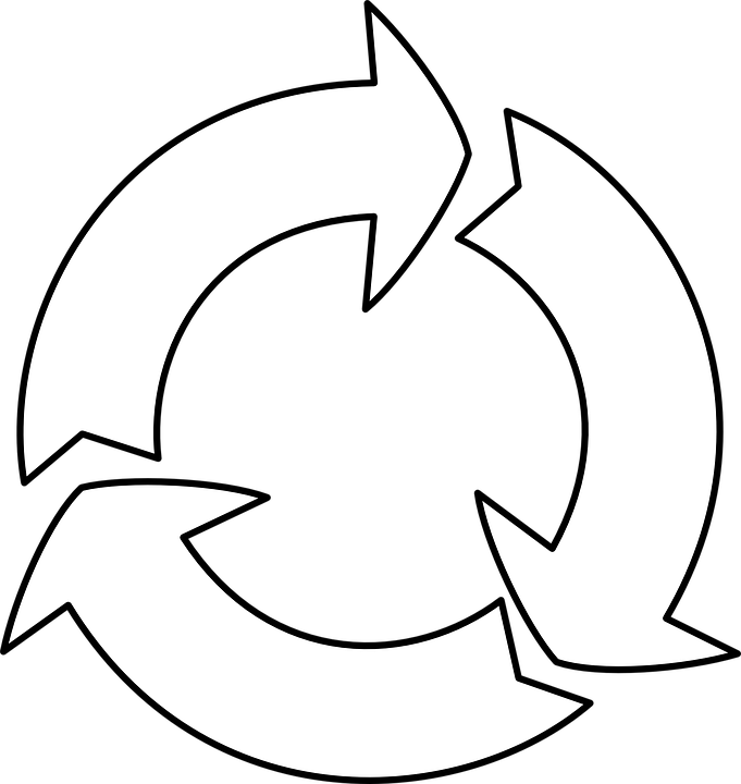 Reuse Recycle Sign Free Vector Graphic On Pixabay
