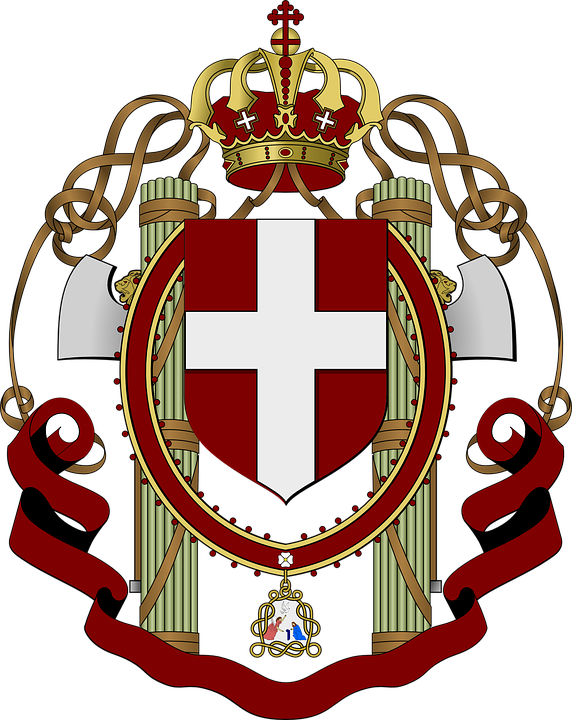 Crest Crown Church · Free Vector Graphic On Pixabay