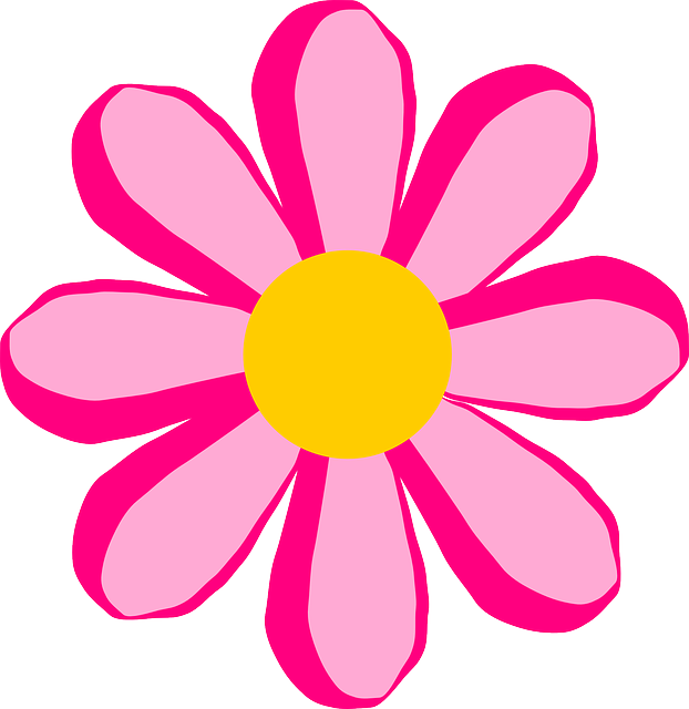 Flower Floral Petals · Free vector graphic on Pixabay
