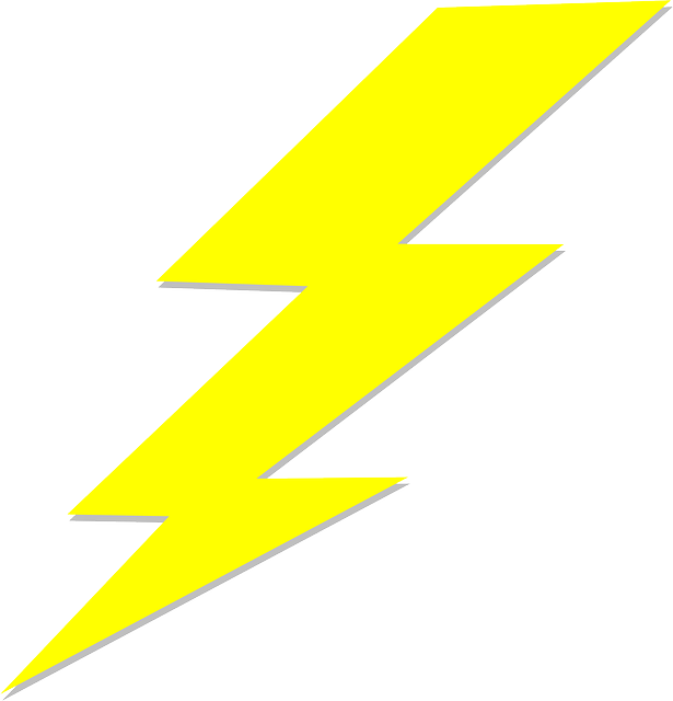Free Vector Graphic Lightning Bolt Blitz Yellow Free Image On Pixabay