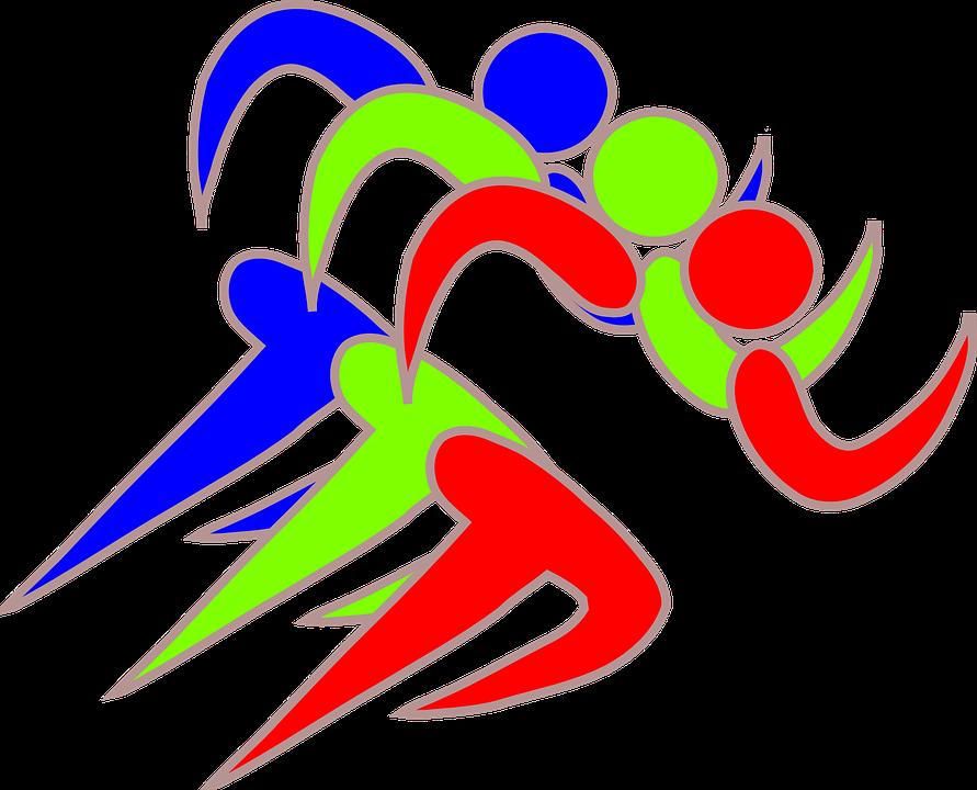 clipart gratuit sport course - photo #2