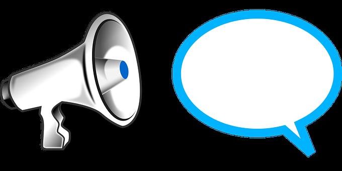 Speaker, Tool, Speech, Sound, Voice