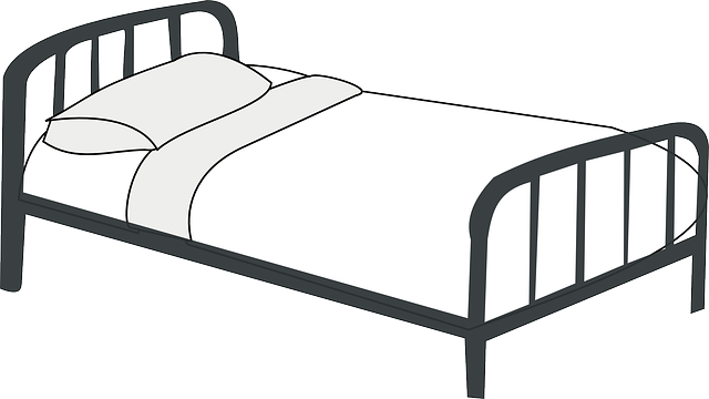 bed hotel pillow free vector graphic on pixabay. Black Bedroom Furniture Sets. Home Design Ideas