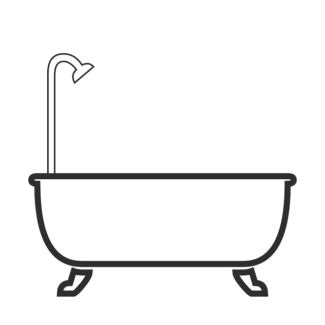 Shower Tub Bath · Free Vector Graphic On Pixabay