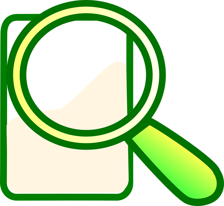 Clue  Magnifying Glass