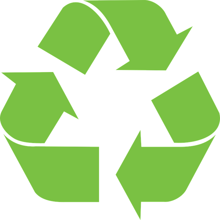recycling arrows sign free vector graphic on pixabay rh pixabay com recycling victoria recycling vector art