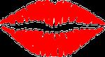 lips, mouth, kiss