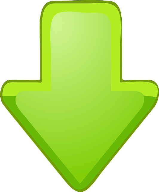 Arrow Button Pointing - Free vector graphic on Pixabay