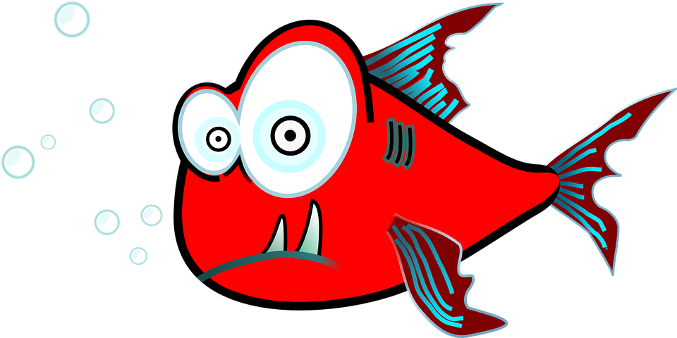 Free vector graphic: Fish, Bubbles, Surprise, Teeth - Free Image on ...