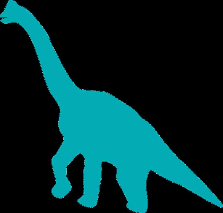 Dinosaurus Besar Leher Panjang Gambar Vektor Gratis Di Pixabay