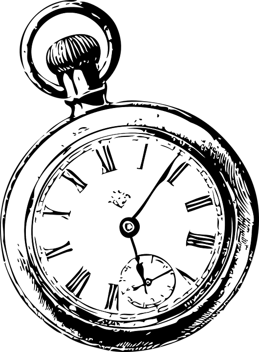clipart of watches and clocks - photo #29