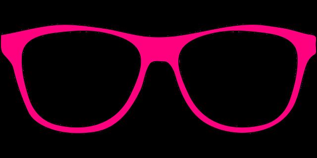 clipart girl glasses - photo #11
