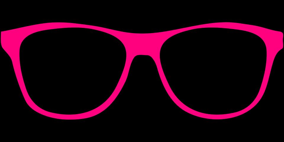 clipart girl glasses - photo #4