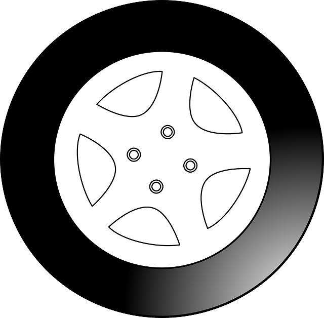 Free vector graphic: Wheel, Car, Tyre, Felly, Black - Free ...
