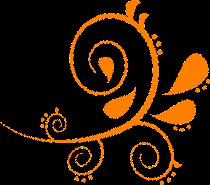 Branche Daun Hiasan Gambar Vektor Gratis Di Pixabay