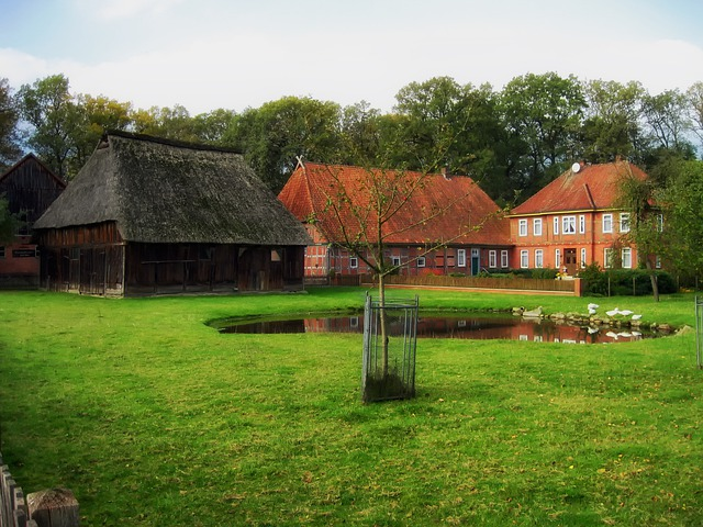 Free Photo Germany Farm Rural Country Free Image On