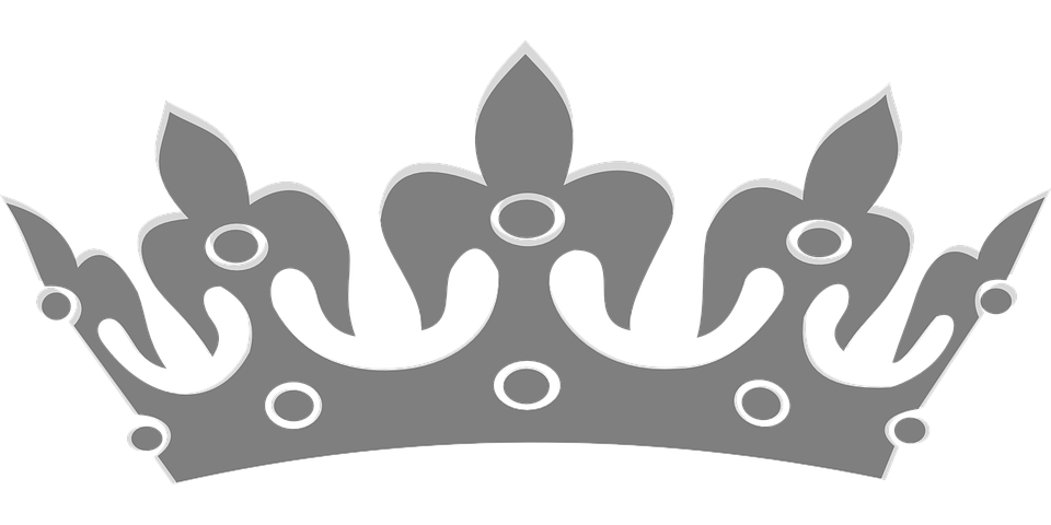 free vector graphic crown royalty majesty jewelry