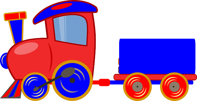 Train Carriage Toy · Free vector graphic on Pixabay