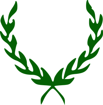 Wreath, Leaves, Laurel, Olympics