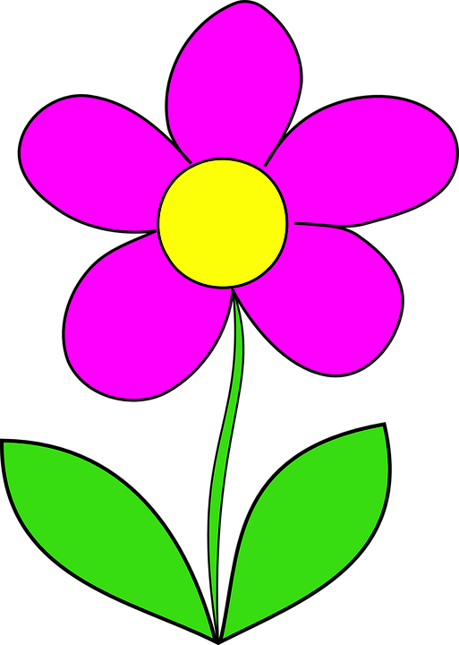 Flower pink leaf free vector graphic on pixabay flower pink leaf summer blossom mightylinksfo