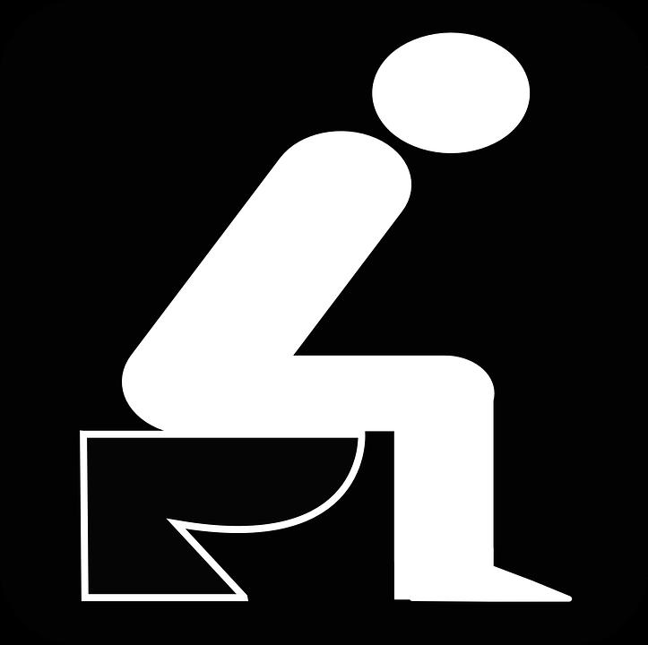 Uomo Wc Bagno Grafica Vettoriale Gratuita Su Pixabay