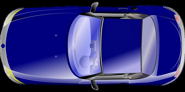 Image vectorielle gratuite voiture de transport v hicule image gratuite sur pixabay 306222 - Voiture vue de haut ...