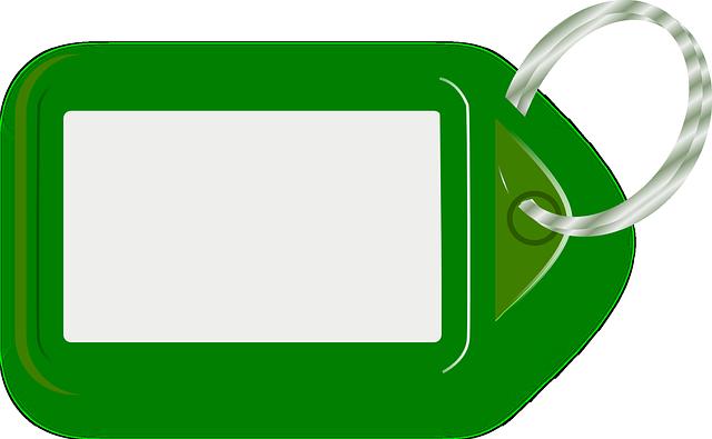 Free vector graphic: Keyring, Badge, Tag, Green - Free Image on ...